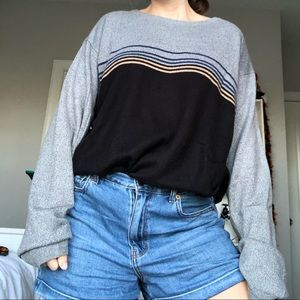 💛 dockers oversized sweater